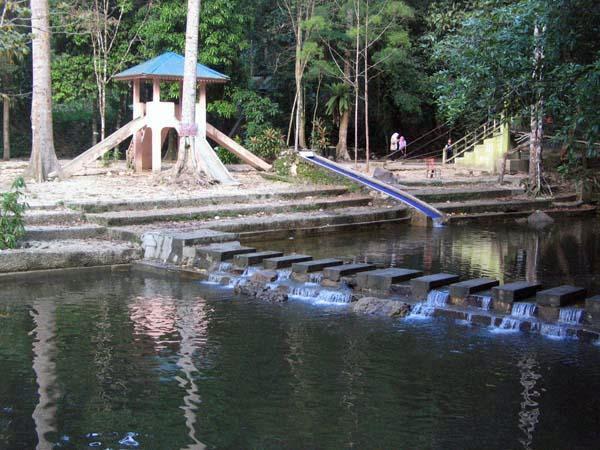 Jeram-Linang-Waterfall