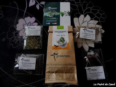 Josenea: plantas ecológicas | plantas aromáticas y medicinales
