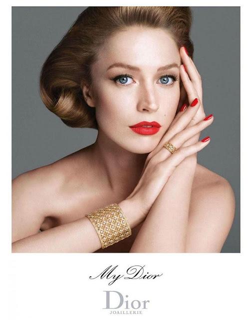 My Dior, campaña primavera verano 2012
