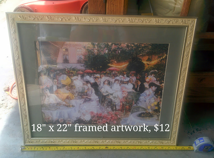 Framed Artwork (medium)