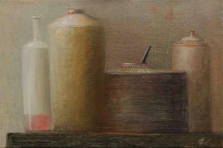 «Натюрморт» від Ярини Шумської