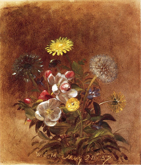 William Sidney Mount - Spring Bouquet