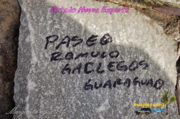 Paseo Romulo Gallegos NE003, estado Nueva Esparta, Margarita