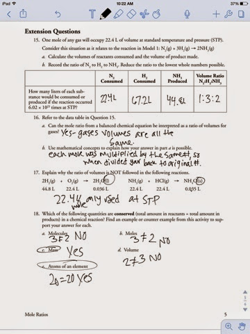 Worksheet Mole Ratio Worksheet chemistry assignments mole ratio worksheet worksheet