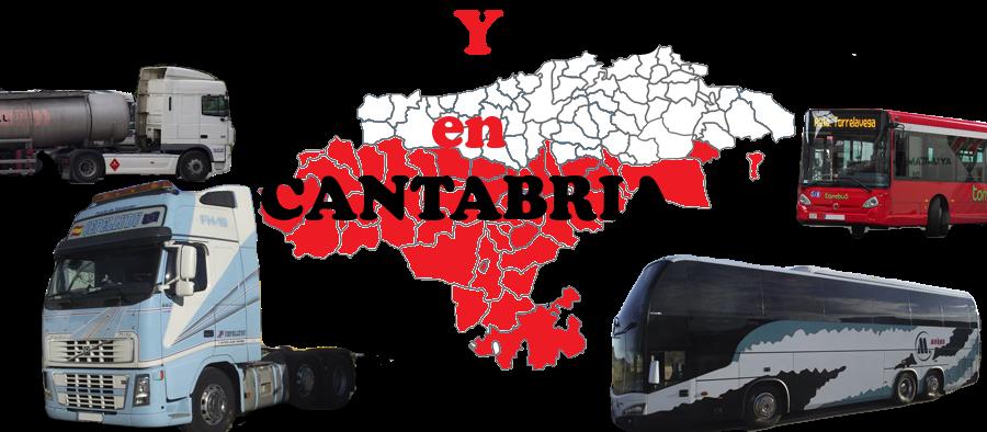 Camiones y Autobuses en Cantabria