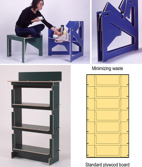 Flat pack furniture designs ideas allthingabout for Flat furniture ideas
