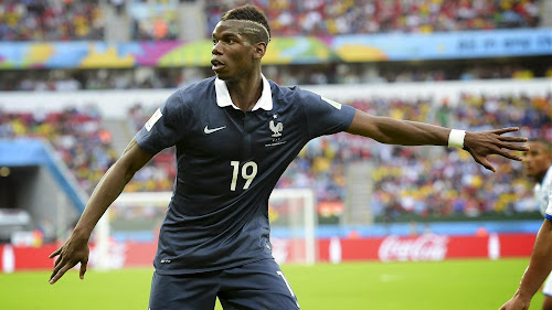 paul pogba arsenal