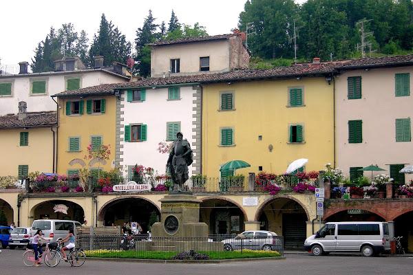 Giovanni da Verrazzano, Piazza Giacomo Matteotti, 28, 50022 Greve In Chianti Florence, Italy
