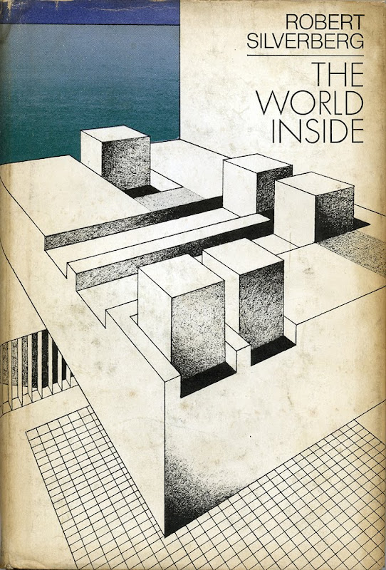 The World Inside. Cover by James Starrett, 1970