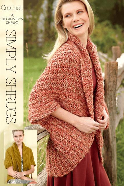 Shrug Knitting Patterns For Beginners : DiaryofaCreativeFanatic