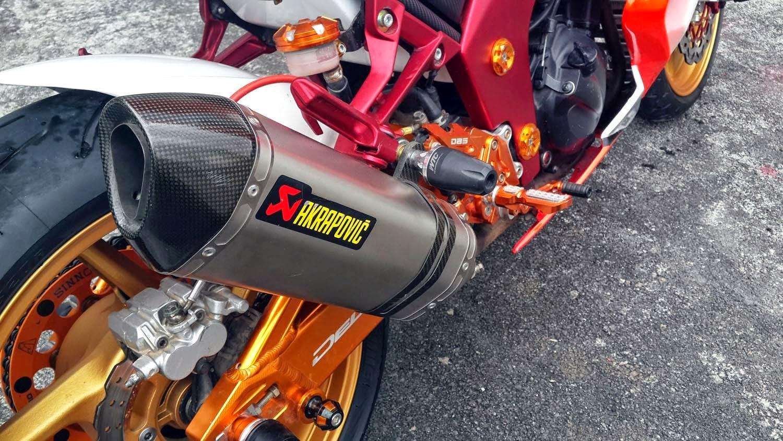 Byson Modifikasi Ninja 250 Fi