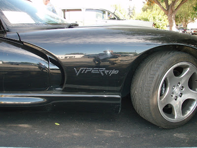 Dodge Viper RT/10 after bodywork at Almost Everything