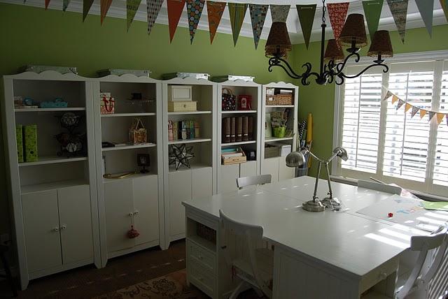 Office Craft Room Ideas 640 x 428