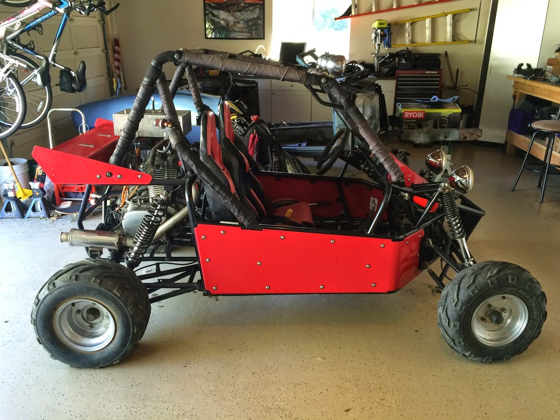 BuggyNews Buggy Forum • View topic - New member with new buggy and