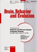 7th Symposium on Behavior and Nervous System of Aquatic Animals