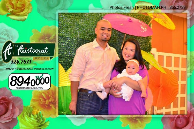 Baptismal Celebration at The Aristocrat