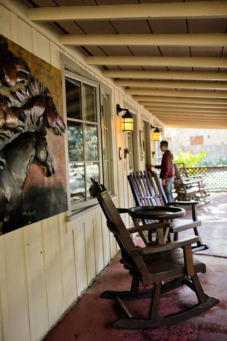 Carmel Valley Lodge.