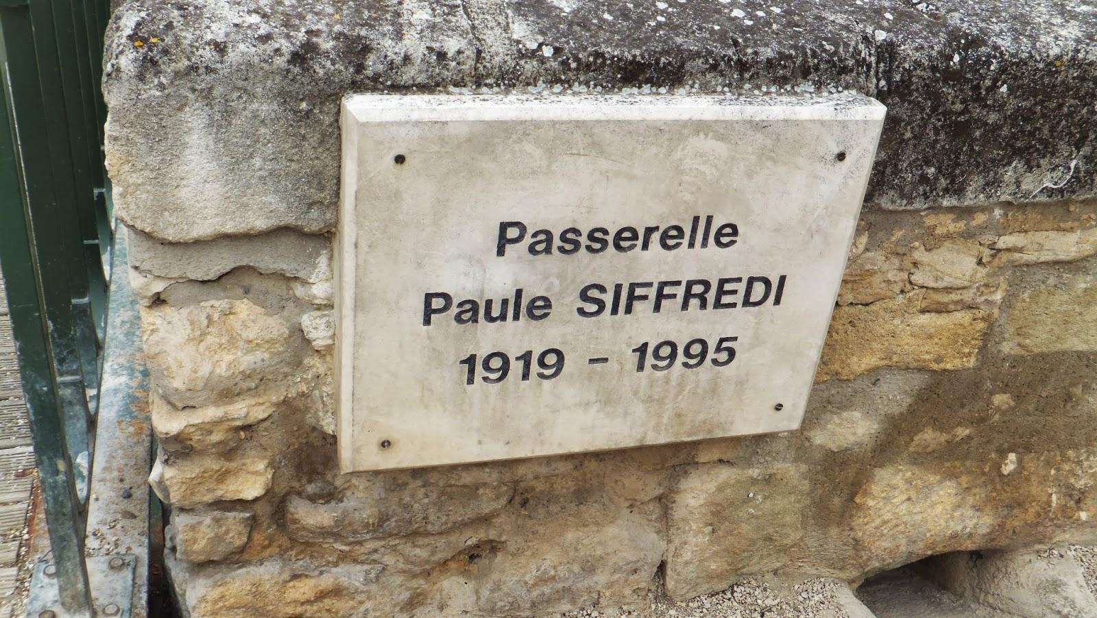 Passerelle Paule Siffredi, La Sorgue, Provenza, Elisa N, Blog de Viajes, Lifestyle, Travel