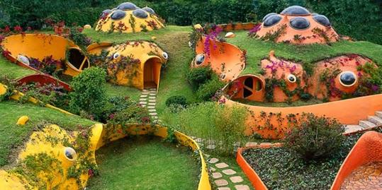 Casas orgánicas