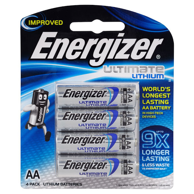 Energizer Ultimate Lithium 4xPack AA