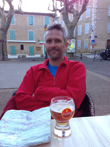 A beer in Renne Les-Baines