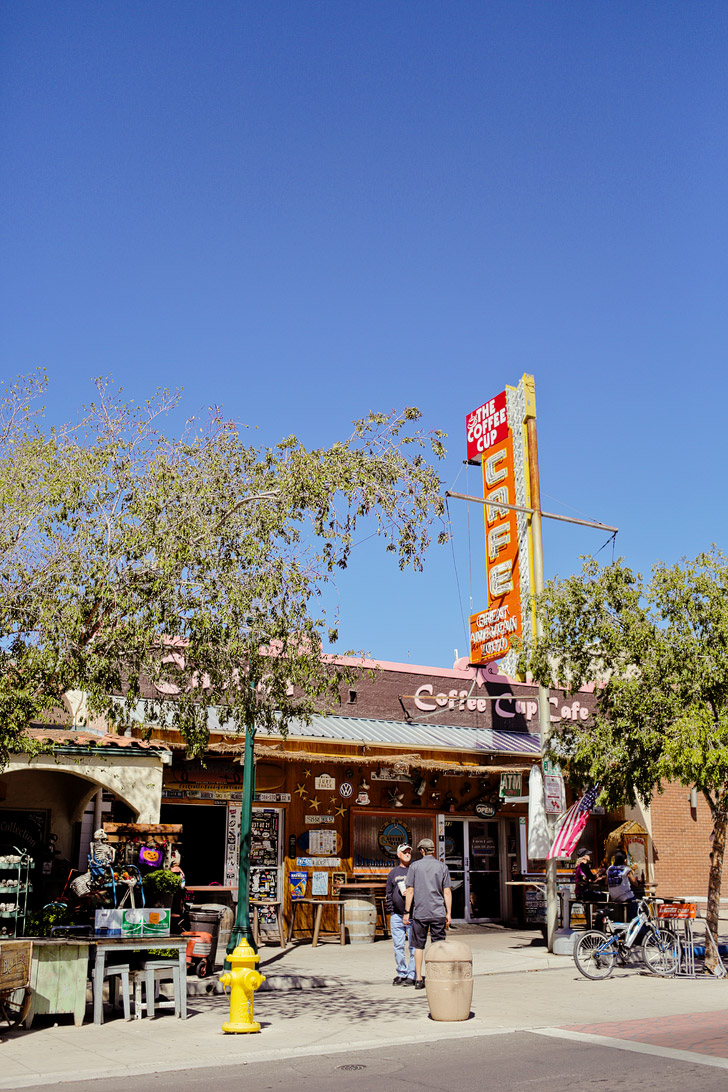 The Coffee Cup Restaurant // Boulder City NV Restaurants.