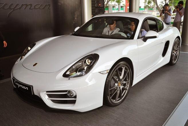 Xe rẻ nhất của Porsche ra mắt thị trường Việt Nam