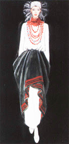 Ю. Шевага. Сукня
