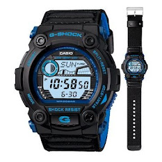 Casio G Shock : GA-110CS