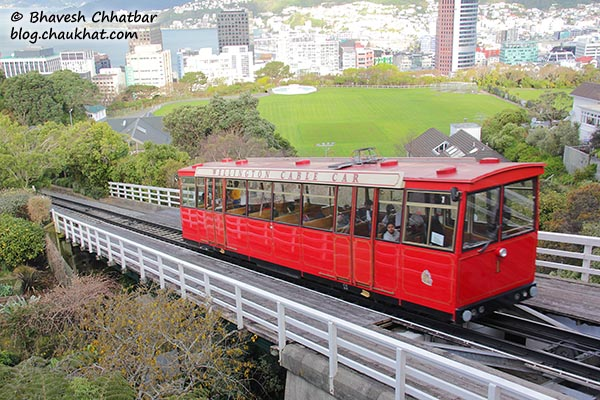 The best Wellington Cable Car photo