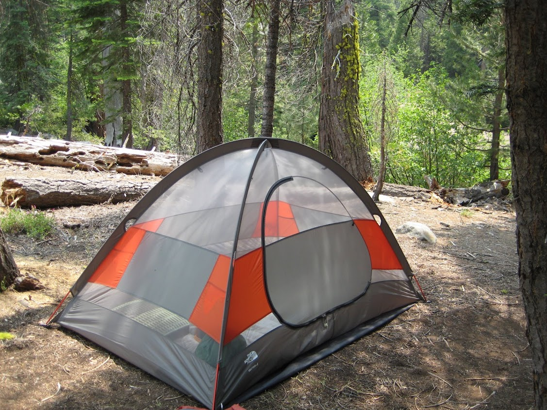 Image & FS: TNF Vector 22 backpacking tent freestanding (SOLD) | High ...