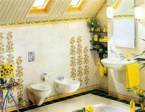 Ванные комнаты, дизайн ванных комнат, ванные -хрущевки