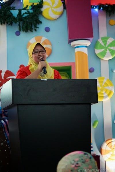 Puan Nor Laily binti Haji Zakaria Pengarah Jabatan Keselamatan Jalan Raya Negeri Selangor.