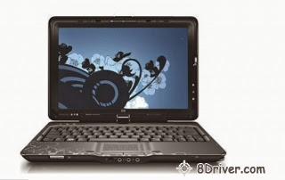 download HP TouchSmart tx2-1101au Notebook PC driver