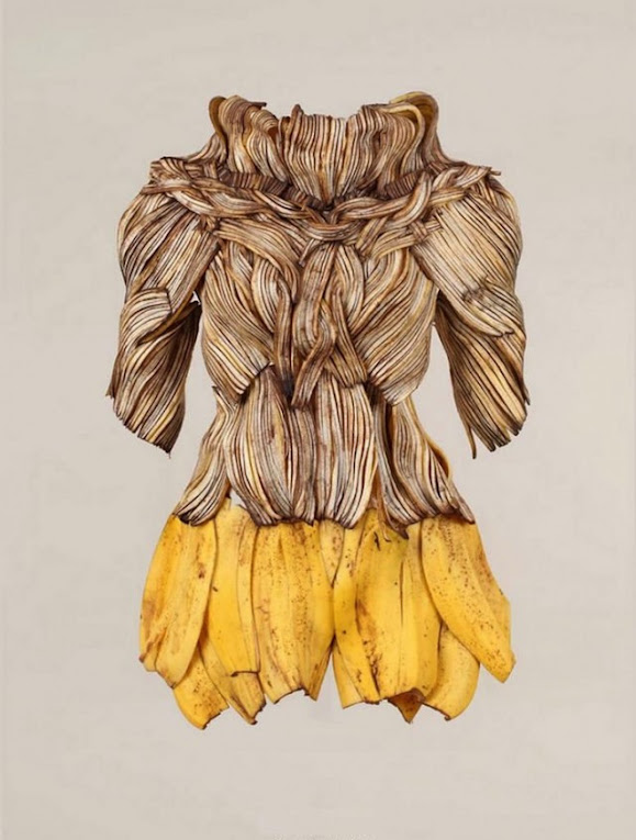 *Wearable Foods:韓國藝術家 Yeonju Sung的食物服裝設計! 5