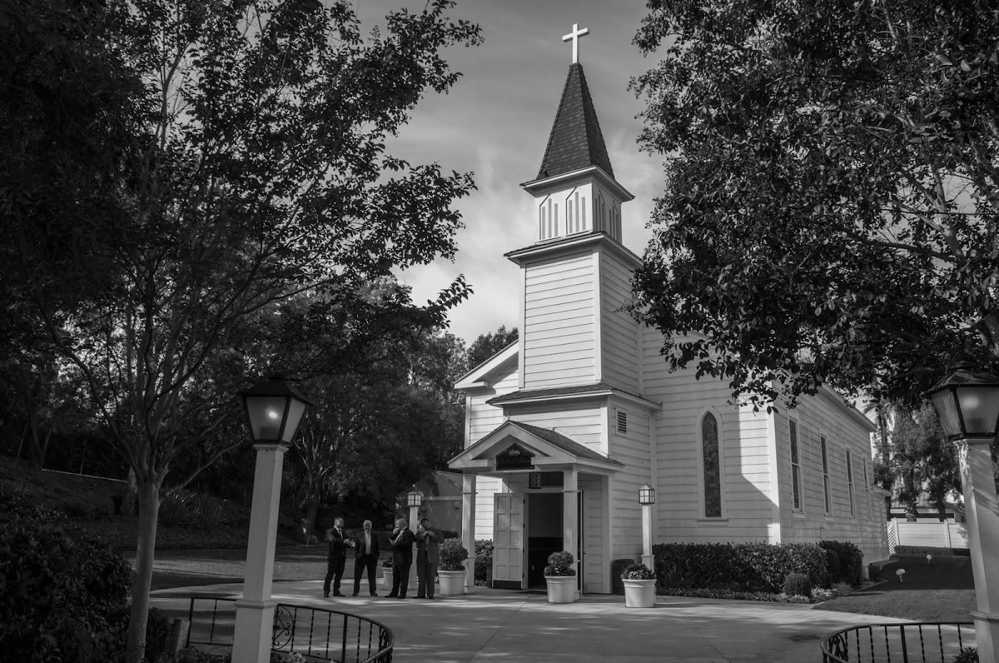 Church of reflections, Buena Park, CA