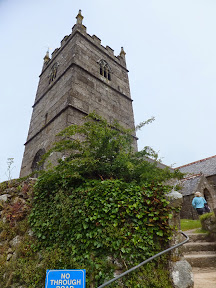 Zennor church