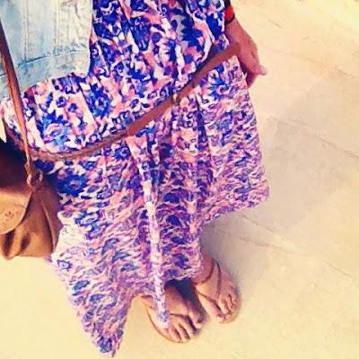 Gipsy dress - Formentera