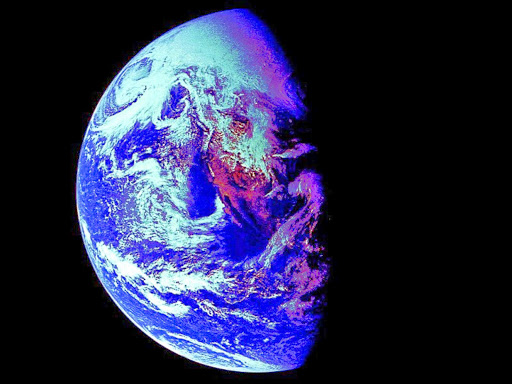 Two Thirds of Earth from Apollo 13, 1970.jpg