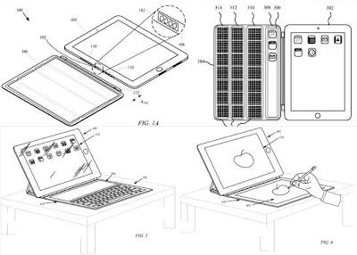 ¿Una Smart Cover con pantalla flexible incorporada? Una patente de Apple lo considera