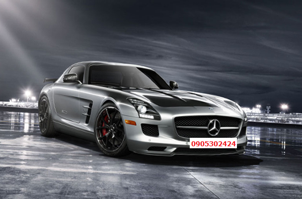 Mercedes SLS AMG GT Coupe