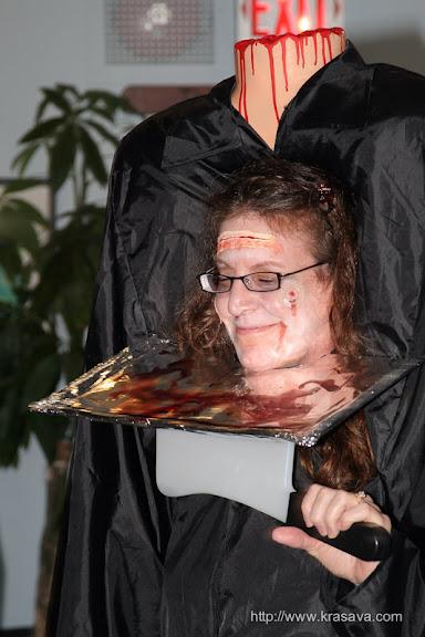 Как празднуют праздник Halloween в Северной Америке