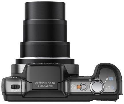 Olympus VR-320 cámara digital fotografía