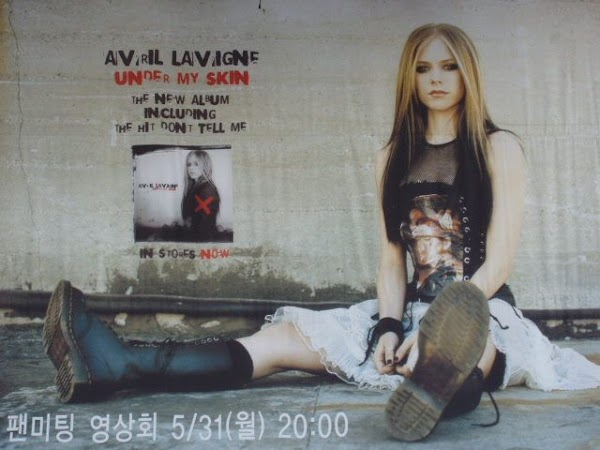 Avril Lavigne part 1:picasa0