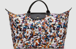 Handbags thousands of pills work Jeremy Scott