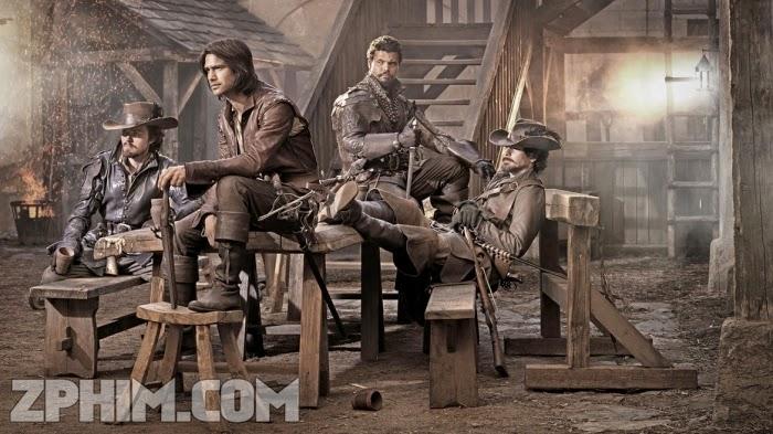 Ảnh trong phim Ngự Lâm Quân 2 - The Musketeers Season 2 1