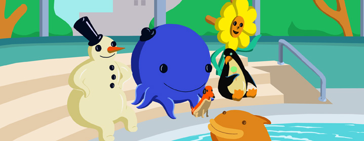 Oswald The Octopus English Toon Zone