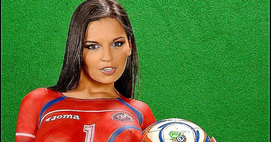 Brazilian Nude Soccer Womens - Asian-7779