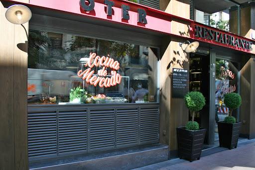 Fachada de Restaurante Oter