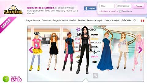 Viste A Tu Muneca Con Prendas De Moda Con El Juego De Stardoll